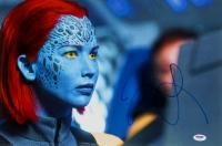 "Jennifer Lawrence Signed ""X-Men: First Class"" 12x18 Photo (PSA Hologram) at PristineAuction.com"