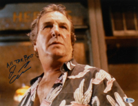 "Danny Aiello Signed ""The Godfather Part II"" 11x14 Photo Inscribed ""All The Best"" (Beckett Hologram) at PristineAuction.com"