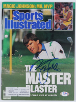 Nick Faldo Signed 1989 Sports Illustrated Magazine (PSA COA) at PristineAuction.com