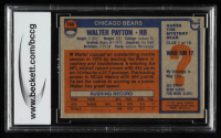 Walter Payton 1976 Topps #148 RC (BCCG 7) at PristineAuction.com