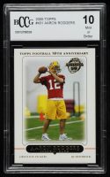 Aaron Rodgers 2005 Topps #431 RC (BCCG 10) at PristineAuction.com