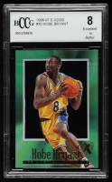 Kobe Bryant 1996-97 E-X2000 #30 RC (BCCG 8) at PristineAuction.com