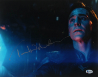 """Tom Hiddleston Signed """"The Avengers"""" 11x14 Photo (Beckett Hologram) at PristineAuction.com"""