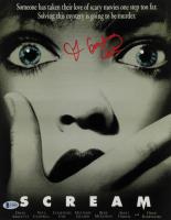 "Courtney Cox Signed ""Scream"" 11x14 Photo (Beckett Hologram) at PristineAuction.com"