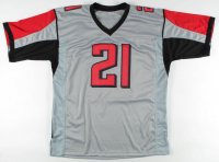 Deion Sanders Signed Jersey (Beckett COA) at PristineAuction.com