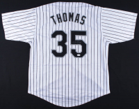 Frank Thomas Signed Jersey (JSA COA) (See Description) at PristineAuction.com
