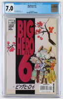 "2008 ""Big Hero 6"" Issue #1 Marvel Comic Book (CGC 7.0) at PristineAuction.com"