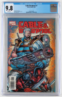 """2004 """"Cable & Deadpool"""" Issue #1 Marvel Comic Book (CGC 9.8) at PristineAuction.com"""