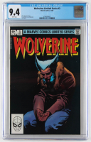"1982 ""Wolverine"" Limited Series Issue #3 Marvel Comic Book (CGC 9.4) at PristineAuction.com"