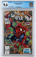 "1990 ""Web Of Spider-Man"" Issue #70 Marvel Comic Book (CGC 9.6) at PristineAuction.com"