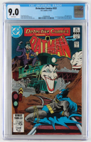 "1983 ""Detective Comics"" Issue #532 D.C. Comic Book (CGC 9.0) at PristineAuction.com"