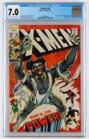"1969 ""X-Men"" Issue #56 Marvel Comic Book (CGC 7.0) at PristineAuction.com"