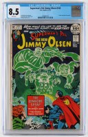 """1971 """"Superman's Pal Jimmy Olsen"""" Issue #143 Marvel Comic Book (CGC 8.5) at PristineAuction.com"""