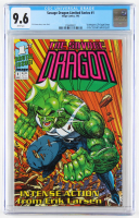 "1992 ""Savage Dragon"" Limited Series Issue #1 Image Comic Book (CGC 9.6) at PristineAuction.com"