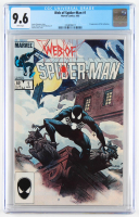 "1985 ""Web Of Spider-Man"" Issue #1 Marvel Comic Book (CGC 9.6) at PristineAuction.com"