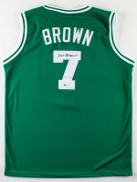 Dee Brown Signed Jersey (Beckett COA) at PristineAuction.com