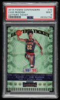 Cam Reddish 2019-20 Panini Contenders Lottery Ticket #10 (PSA 9) at PristineAuction.com