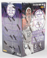 2019-20 Panini Illusions Basketball Blaster Box with (6) Packs at PristineAuction.com
