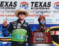 Carl Edwards Signed NASCAR 11x14 Photo (JSA COA) at PristineAuction.com
