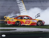 Kevin Harvick Signed NASCAR 11x14 Photo (JSA COA) at PristineAuction.com
