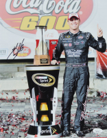 Kevin Harvick Signed NASCAR 11x14 Photo (JSA COA) at PristineAuction.com