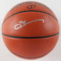 Allen Iverson Signed NBA Game Ball Series Basketball (Beckett COA) at PristineAuction.com
