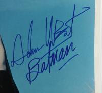 "Adam West & Burt Ward Signed ""Batman"" 11x14 Photo Inscribed ""Batman"" & ""Robin"" (JSA COA) at PristineAuction.com"