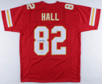 Dante Hall Signed Jersey (PSA COA) at PristineAuction.com