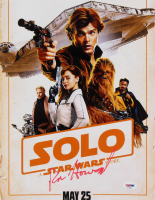 """Ron Howard Signed """"Solo: A Star Wars Story"""" 11x14 Photo (PSA Hologram) at PristineAuction.com"""