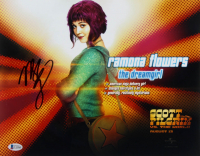 "Mary Elizabeth Winstead Signed ""Scott Pilgrim Vs. The World"" 11x14 Photo (Beckett Hologram) at PristineAuction.com"