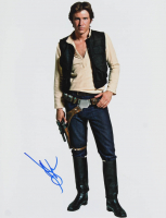 "Harrison Ford Signed ""Star Wars"" 11x14 Photo (AutographCOA LOA) at PristineAuction.com"