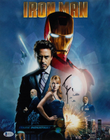 "Robert Downey Jr. Signed ""Iron Man"" 11x14 Photo (Beckett COA) at PristineAuction.com"