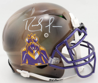 Randy Moss Signed Full-Size Authentic On-Field Vengeance Helmet (Beckett COA) (See Description) at PristineAuction.com