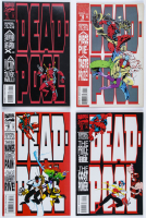 "Set of (4) 1993 ""Dead-Pool"" Issues #1-4 Marvel Comic Books at PristineAuction.com"