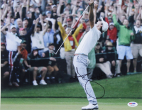 Adam Scott Signed 11x14 Photo (PSA COA) at PristineAuction.com