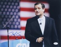 Ted Cruz Signed 11x14 Photo (JSA COA) at PristineAuction.com