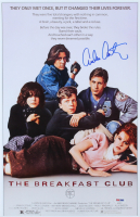 "Emilio Estevez Signed ""The Breakfast Club"" 11x17 Photo (PSA COA) at PristineAuction.com"