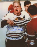 "Bobby Hull Signed Blackhawks 8x10 Photo Inscribed ""HOF 1983"" (Beckett Hologram) at PristineAuction.com"