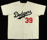 Roy Campanella Signed Jersey (JSA LOA) at PristineAuction.com