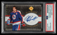 Dale Hawerchuk Signed 2006-07 Ultimate Collection Signatures #USHA (PSA Encapsulated) at PristineAuction.com