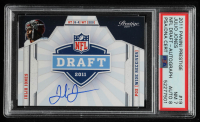 Julio Jones 2011 Prestige NFL Draft Autographs #19 (PSA 7) at PristineAuction.com
