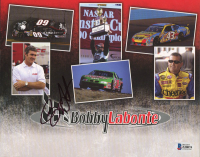 Bobby Labonte Signed NASCAR 8x10 Photo (Beckett COA) at PristineAuction.com