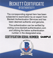 Robert Conrad 2000 Best of The Wild Wild West Season One Autographs #A1 (Beckett COA) at PristineAuction.com