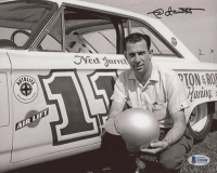 Ned Jarrett Signed NASCAR 8x10 Photo (Beckett COA) at PristineAuction.com