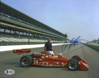 A. J. Foyt Signed IndyCar 8x10 Photo (Beckett COA) at PristineAuction.com