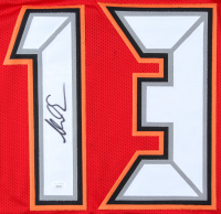Mike Evans Signed Jersey (JSA COA) (See Description) at PristineAuction.com