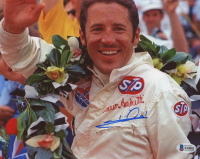 Mario Andretti Signed IndyCar 8x10 Photo (Beckett COA) at PristineAuction.com