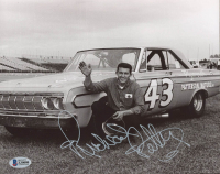Richard Petty Signed NASCAR 8x10 Photo (Beckett COA) at PristineAuction.com