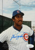 Fergie Jenkins Signed Cubs 5x7 Photo (JSA COA & Sportscards.com SOA) at PristineAuction.com