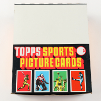 1987 Topps Sports Picture Cards Box with (24) Rack Packs at PristineAuction.com